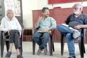 आजाद भारत के इतिहास मे प्रेस की स्वतन्त्रता पर इतने बर्बर हमले इससे पहले कभी नहीं हुए - त्रिपुरा मे प्रेस स्वतन्त्रता पर बोले पत्रकार राहुल सिन्हा